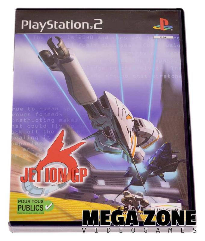 Jet Ion GP