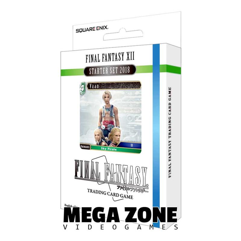 Final Fantasy TCG XII (12) Starter Set 2018