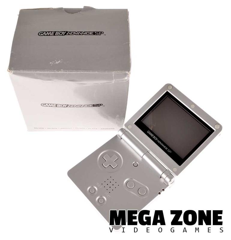 Game Boy Advance SP Handheld