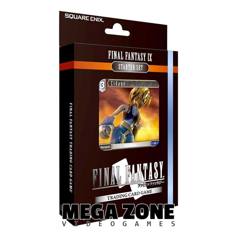 Final Fantasy TCG IX (9) Starter Set