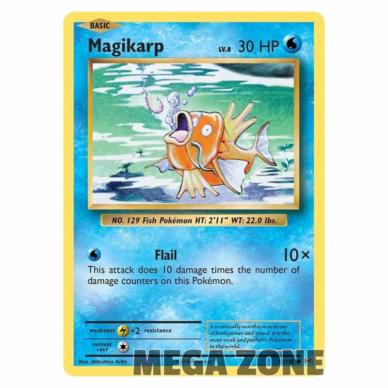 Magikarp - 33/108 - Common