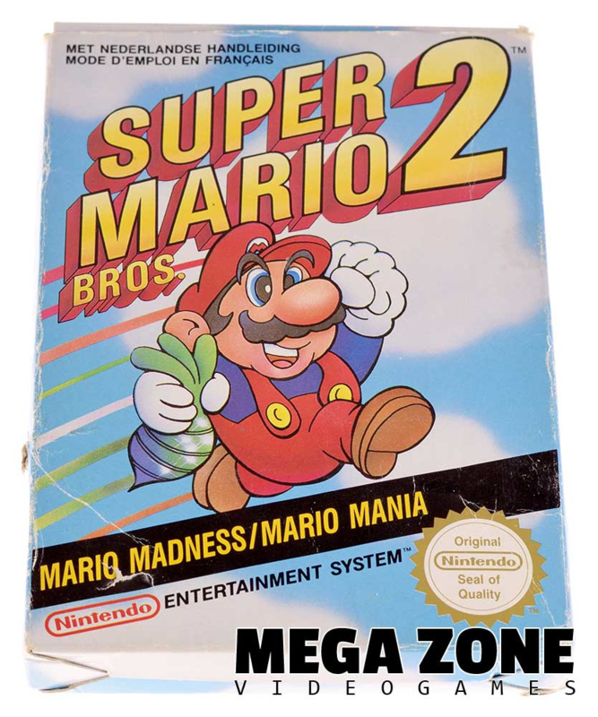 original super mario bros 2 nes