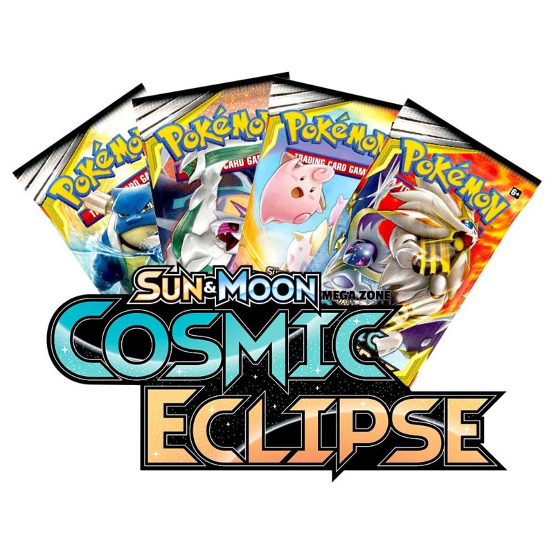 SM12 Cosmic Eclipse Booster Pack