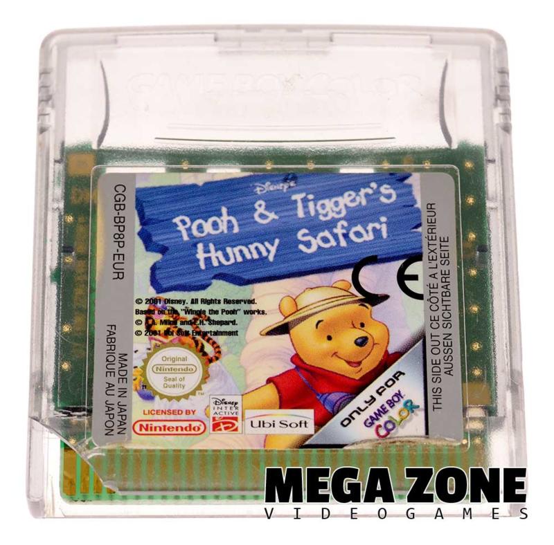 Disney's Pooh & Tigger's Hunny Safari