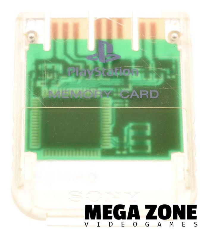 Memory Card (Crystal)