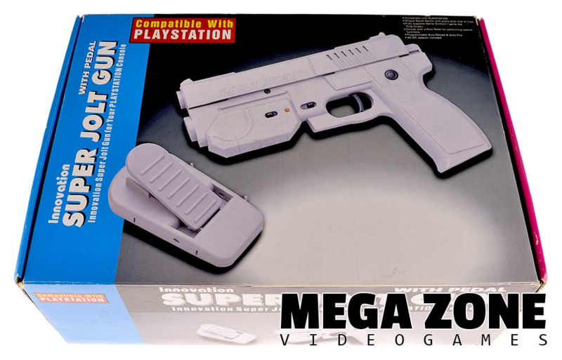 Super Jolt Gun by Innovation (3rd party GunCon)