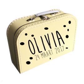 Koffertje Olivia