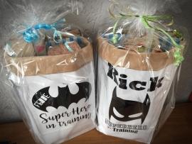 Paper bag XS per 10 stuks (blanco)
