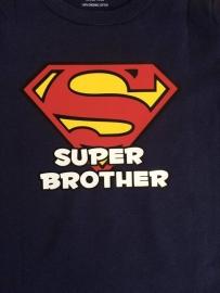 Super Brother geboorte aankondiging