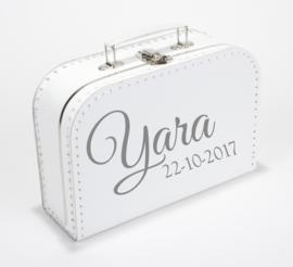 Koffertje Yara