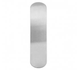 Armband strip aluminium 155 x 38 x 1,7mm
