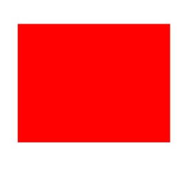 Helder rood A0028