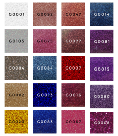 Flex glitter 30x50