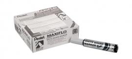 Pentel Maxiflo Whiteboard Marker Large Doos 12 stuks