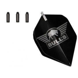 Flightprotectors Aluminium Black