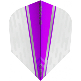 Vision Ultra Wing White Std.6 Purple