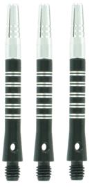 Bull's Altra Aluminium Topspin shaft Black short