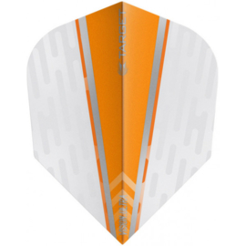 Vision Ultra Wing White Std.6 Orange
