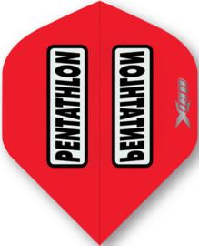 Mc Kicks Pentathlon X180 - Red