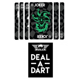 Deal a Dart Playing Cards