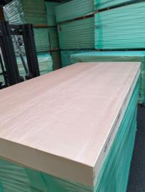 PIR ALU Kraft isolatieplaat 130mm (2500x1200)