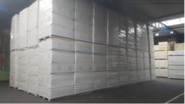 PIR ALU Isolatieplaat 50mm (1200x600)