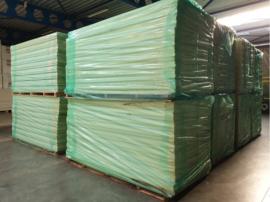 PIR ALU Isolatieplaat 130mm 2400x1200 (Prijs per plaat)
