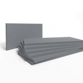 Grijze EPS isolatieplaat 2000x1000mm (Prijs per pak)