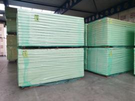 PIR ALU isolatieplaat 90mm 2500x1200 (Prijs per plaat)