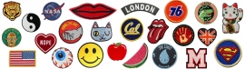TRENDS│Patches are back!