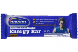 Maxim Energy Bar Caramel/Chocolate