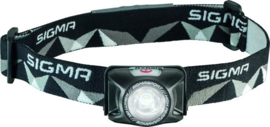 Sigma Headled II USB 18850 Hoofdbandlamp 120 Lumen