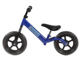 "Pex Kids kinderscooter loopfiets 12"" blauw"
