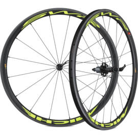 Miche SWR Full Carbon RC Yellow 38/50