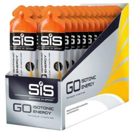 SIS Go Isotonic Gel Orange- Doos 30 stuks