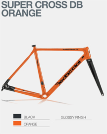 Cross Super cross orange DiscBrake