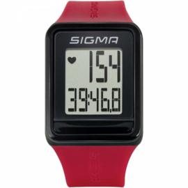 Sigma iD.GO Rouge Sporthorloge