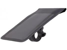 Mirage Smartphone houder XXL afneembaar 18x9cm zwart