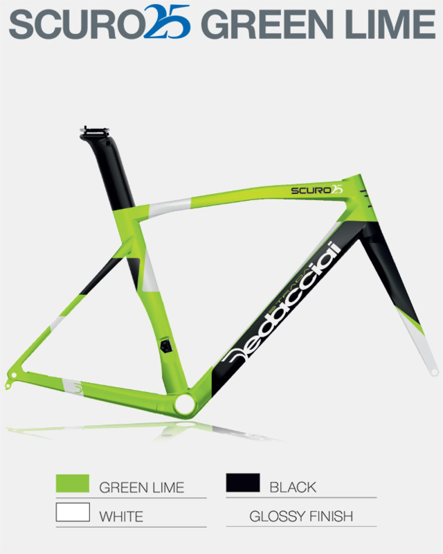 Scuro 25 Lime