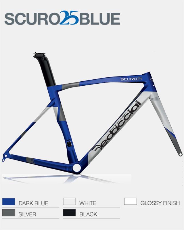 Scuro 25 Blue