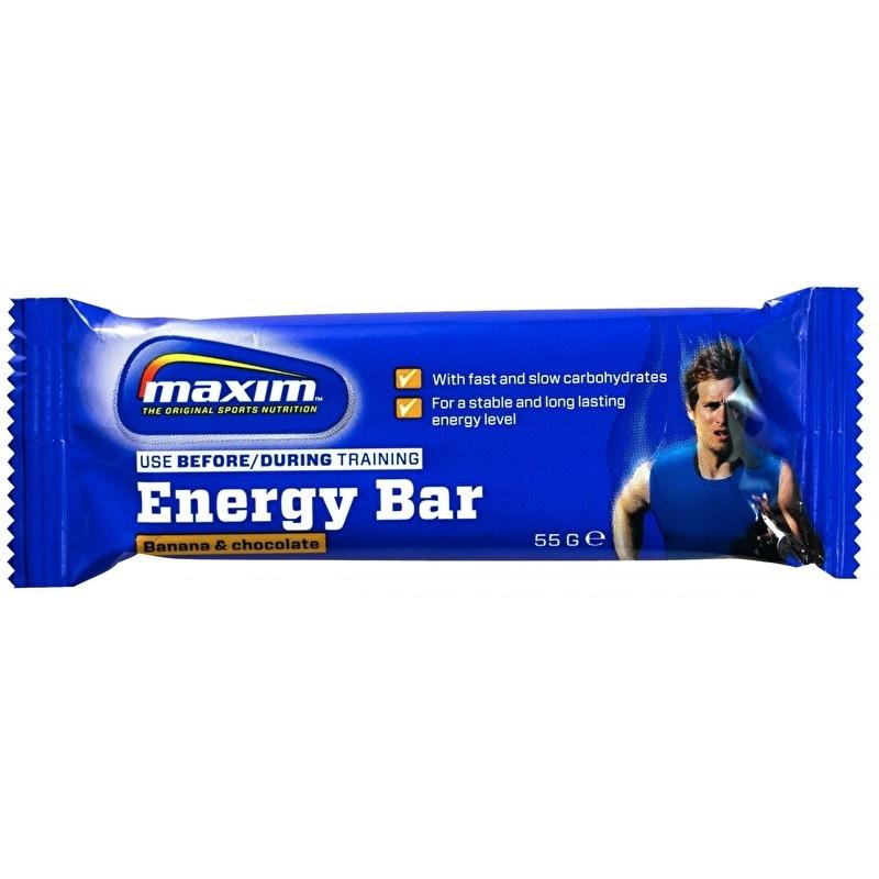 Maxim Energy Bar Banaan-Chocolade