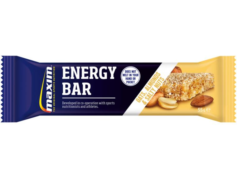 Maxim Energy Bar Oats, Almonds and Salty nuts