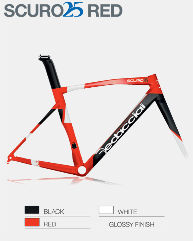 Scuro 25 Red