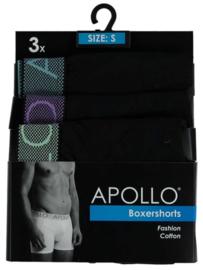 Heren Boxershorts Apollo 3-pack