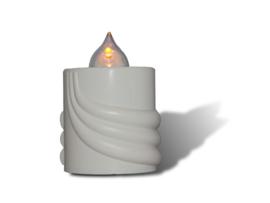 Grafkaars elektrisch 1 jaar - wit