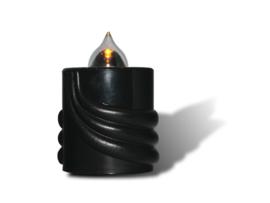 Grafkaars elektrisch 1 jaar - zwart