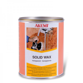 SOLID WAX - TRANSP. 900ML