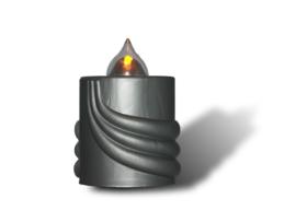 Grafkaars elektrisch 1 jaar - zilver