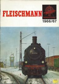 FLEISCHMANN HO INTERNATIONAL - Catalogus - 1966/67