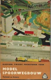MODELSPOORWEGBOUW - 3 delen - 1963/1964